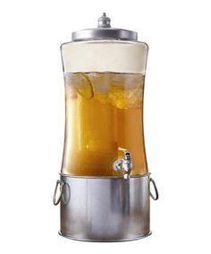 Look what I found on #zulily! Austin Beverage Dispenser & Ice Bucket #zulilyfinds