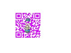 Happy Easter to my #QRCHAT friends! Scan it for a little Jib Jab fun..... #socialmmmdiva