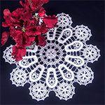 Bruges Crochet Pattern - Pattern for Sale
