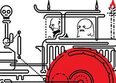 Zookimono Artist prints - Paris - Will Scobie Illustration