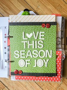I have been having tons of fun going through my paper scrapbooking stash (and picking up a couple new things) for my December Daily 2017 album. I think this is the 8th year I have participated in documenting our December. In the past I have done all digital, all paper or a mix of both. …