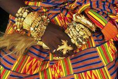 Parallelozero, Ghana, Ashanti, The Gold Religion