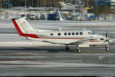 Beech B200 Super King Air - Flight Inspection Sweden | Aviation Photo #1138383 | Airliners.net