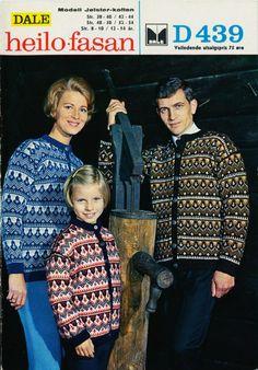 Jølsterkofte D 439 (Sogn og Fjordane) Knitting Charts, Knitting Patterns, Norwegian Knitting, Scandinavian, Christmas Sweaters, Retro, Vintage, Archive, Crafts