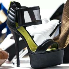I love these shoes!  #BeBe