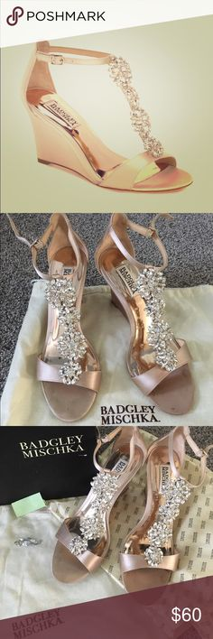 indian wedding shoes 53 Ideas For Wedding Shoes Bl. indian wedding shoes 53 Ideas For Wedding Shoes Blush Wedges Love 53 Ideas For T Strap Sandals, Wedge Sandals, Wedge Shoes, Blush Wedding Shoes, Wedding Dresses, Wedding Wedges, Blush Wedges, Badgley Mischka Shoes, Trendy Wedding