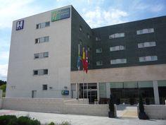ESTADIA EN HOTEL CADENA HOLIDAY...2012. MADRID