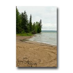 Beach Decor National Park Nature Photography by CrystalGaylePhoto, $3.50