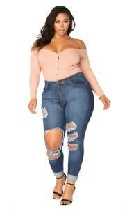 7c23fde50 Lana Plus Size Jeans in 2019 | i want this fine ass female call me ...