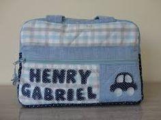 bolsas de patchwork para bebe - Pesquisa Google