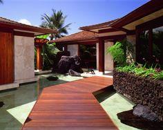 tropical bungalow ideas