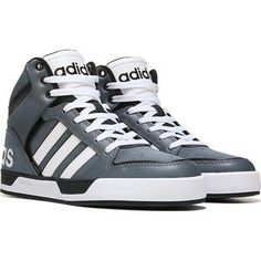 a161ab41a280fe adidas Men s Neo Raleigh 9TIS High Top Sneaker at Famous Footwear   shoessneakers