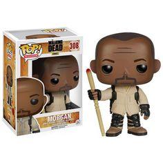Figurine POP The Walking Dead Morgan