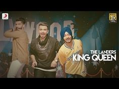 The Landers - King Queen | Mr V Grooves | Latest Punjabi Song 2016 - YouTube , Hey friends THE LANDERS are back with their another hit song KING QUEEN , music by MR.V GROOVES and lyrics are penned by RABB SUKH RAKHEY ,awesome song . Plz Share nd Support ^_^