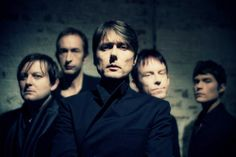 Now: Suede band