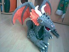 2000 Free Amigurumi Patterns: Dragon Trilogie - Ragnarök
