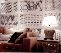 10 Beautiful Ways to Install Decorative Panels