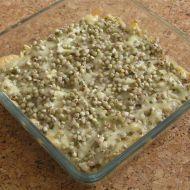 Fotografie receptu: Zapečená pohanka se sýrem