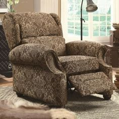 Coaster Furniture  Recliners Push-Back Recliner with Small Accent Feet Free shipping and NO Sale Tax Coupon code discount 20% off 1234567 $: 327
