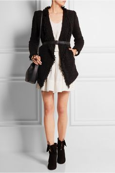 IRO | Bloomye studded voile mini skirt | NET-A-PORTER.COM