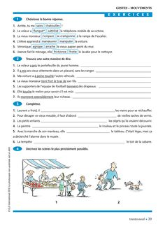 Vocabulaire Progressif du Français : Claire Miquel : Free Download, Borrow, and Streaming : Internet Archive French Worksheets, Free Download, French Language, Internet, Map, Learn French, French Tips, Grammar, Vocabulary
