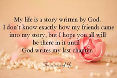 I Hope My Friends Are Always In My Life life quotes quotes quote friends god…
