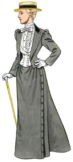 Steampunk Fashion - Victorian fashion