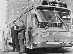 "California: ""Los Angeles Metropolitan Transit Aurhority"" 1962 GMC TDH-5301, Demo Gta, Bass, New Bus, Bus Terminal, Road Train, Grey Dog, Bus Conversion, Gm Trucks, Bus Stop"
