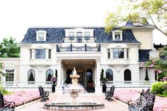 The Ashford Estate in Allentown, NJ (great place for a wedding)
