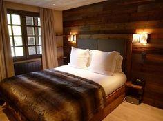 #architecture #chalet #design #bedroom