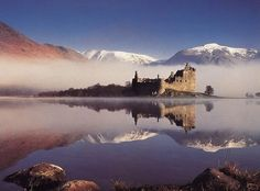 "Loch Awe, Argyll, Scotland ~ That's funny, that's what I said when I saw this...""Ahhhh!"""