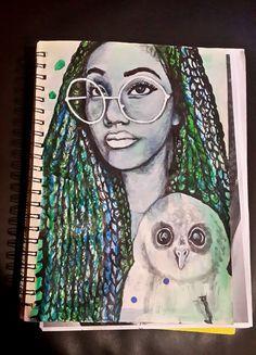 WIP - Athena, Goddess of Wisdom. 2016 by vanilla-riot on DeviantArt Athena Goddess Of Wisdom, Follow Me On Instagram, Sharpie, Annie, Vanilla, My Arts, Deviantart, Ink, Permanent Marker