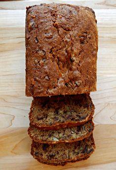 Pat Nixon's Date Nut Bread - still the best! Pat Nixons Date Nut Bread - Frugal Hausfrau Date Loaf, Date Nut Bread, Date Nut Loaf Recipe, Datenut Bread Recipe, Recipe Box, Quick Bread Recipes, Cake Recipes, Dessert Recipes, Drink Recipes