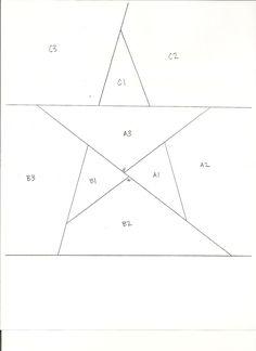 star pattern