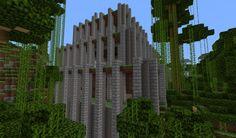 Jungle Mountain Base