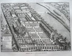 Monasticon de Saint Crépin de Soissons Saint, Les Oeuvres, Sculptures, Louvre, Architecture, Piller, Building, Vicomte, Travel