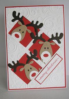julieanne's cabin: Reindeer x three.....