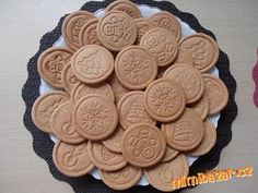Skořicové sušenky