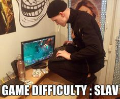 _thumb slavic gaming o - XD l Funny pictures videos meme gamer games quote Drunk Humor, Funny Jokes, Funny Gifs, Best Memes, Dankest Memes, Satire, Funny Images, Funny Pictures, Meanwhile In Russia