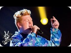 Harry Fisher performs 'Let It Go' - The Voice UK 2016: Blind Auditions 2 - YouTube
