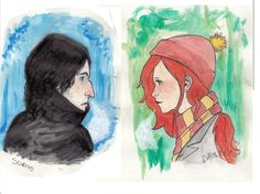 Sevs and Lily by velapokemon.deviantart.com on @DeviantArt