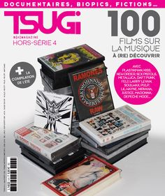 French Magazine TSUGi lists High On Hope in the top 100 music films of all time
