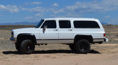 1991 suburban lifted - Google Search