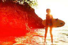Avoiding the Sun to Avoid Skin Cancer? Recent Studies Challenge That Advice. Health Retreat, Yoga Retreat, Yoga Holidays, Sup Yoga, Surf Trip, Aerial Yoga, Surfs, Island Life, How To Do Yoga