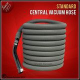 The Basic Central Vacuum Hose is a tremendous value. In the past, central vacuum hoses were not as smooth on the interior and had narrower diameters. That equates to less suction going through the hose and more time spent vacuuming. All that has changed. A new central vac hose delivers a lot more suction, making the home cleaner and vacuuming faster.  http://dreamvacuum.org/collections/hose/products/standard-central-vacuum-hose-basic-hose