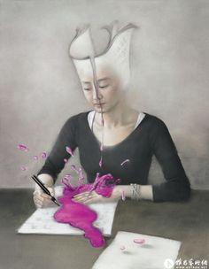 何红蓓(He Hongpei)... | Kai Fine Art