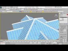 Tutorial 003 - Batzal Roof Designer para 3DS Max (Hector Suriel) - YouTube