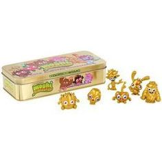 Buy Moshi Monsters Gold Monster Collection Tin from our Collectables range - Tesco.com