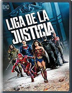 Batman y Wonder Woman reclutan un equipo de metahumanos para combatir una nueva amenaza. Superman, Batman, Ezra Miller, Ben Affleck, Jason Momoa, Aquaman, Gal Gadot, Justice League Dvd, Dvd Collection