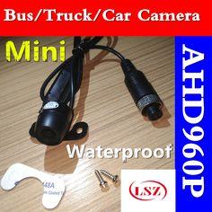 Miniature on-board camera  960P high-definition pinhole technology  camera source factory  direct waterproof